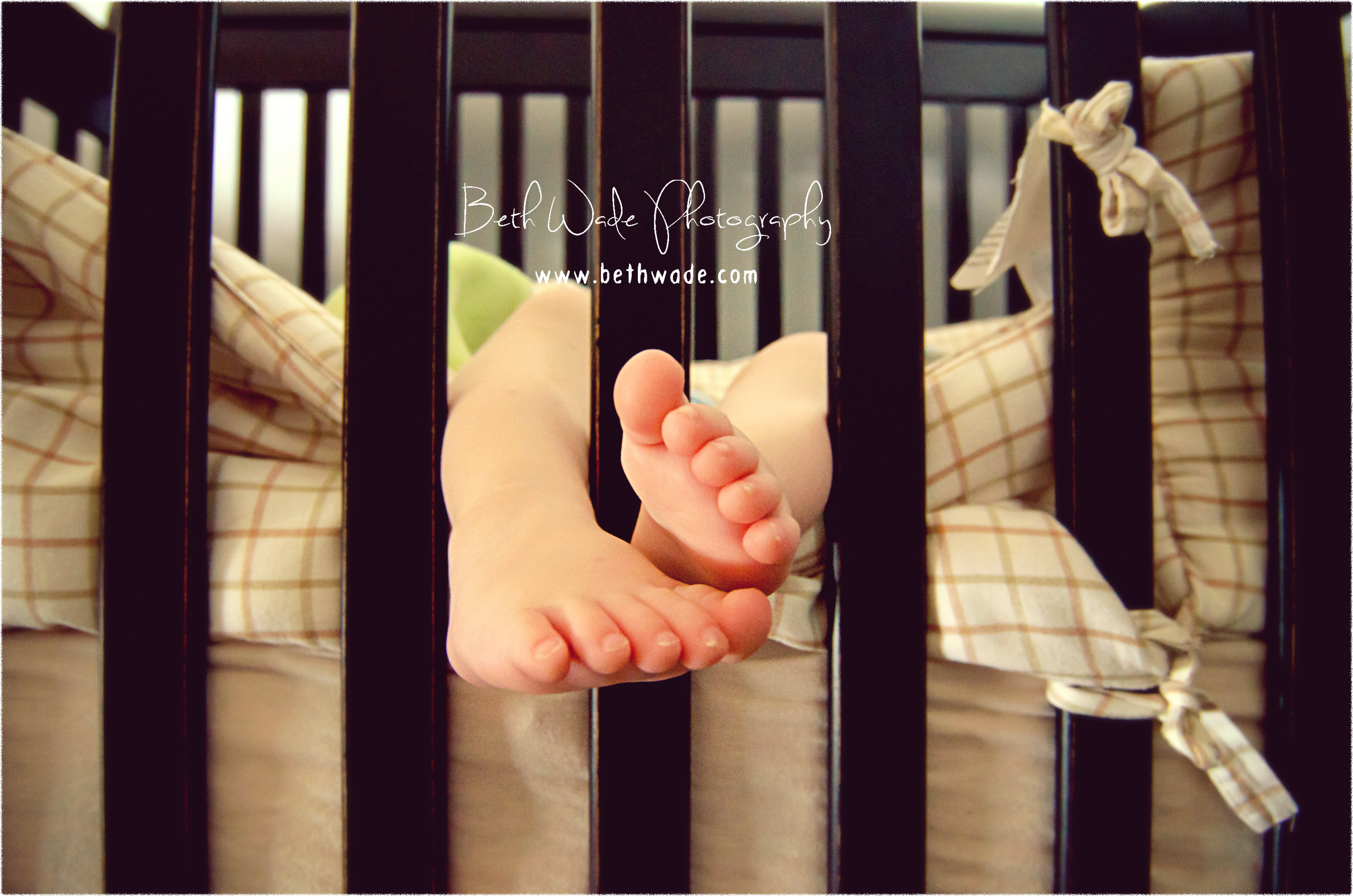 baby feets - lake wylie family photographer