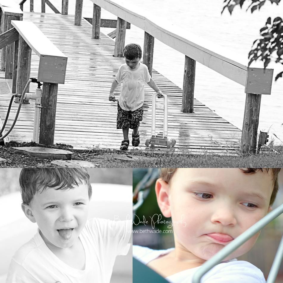 3rd birthday - lake wylie family photographer