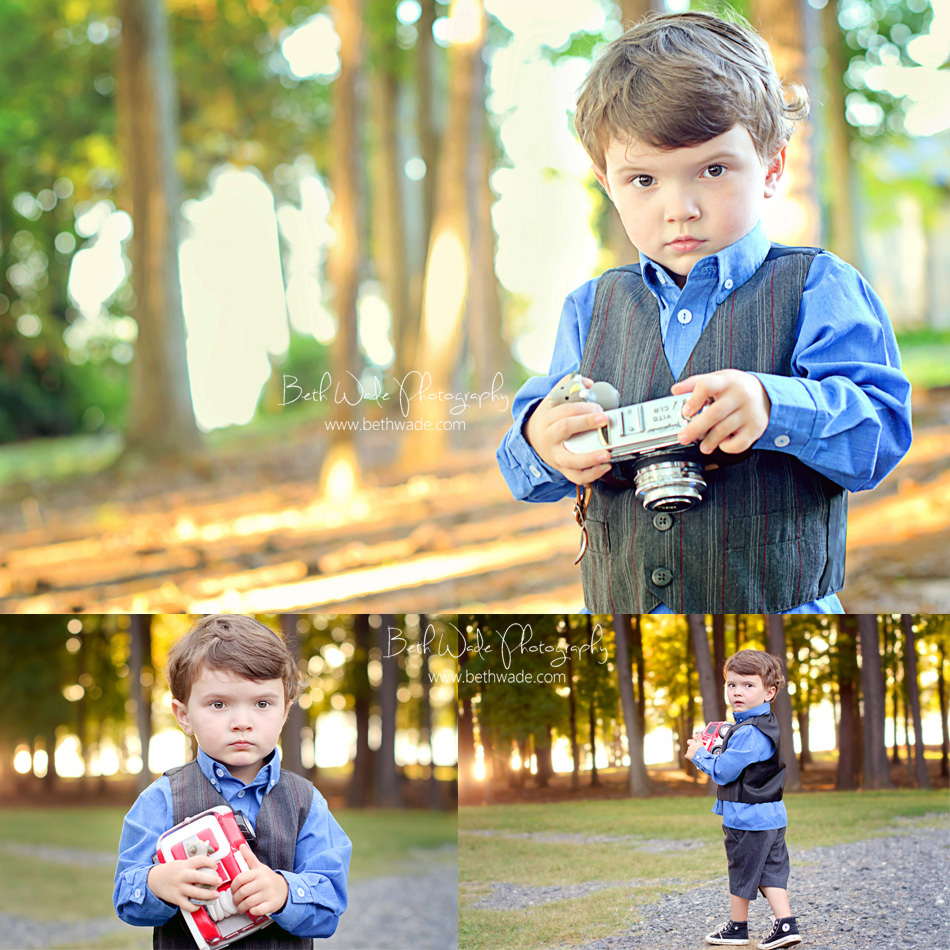 first camera age 3 - lake wylie charlotte family photographer