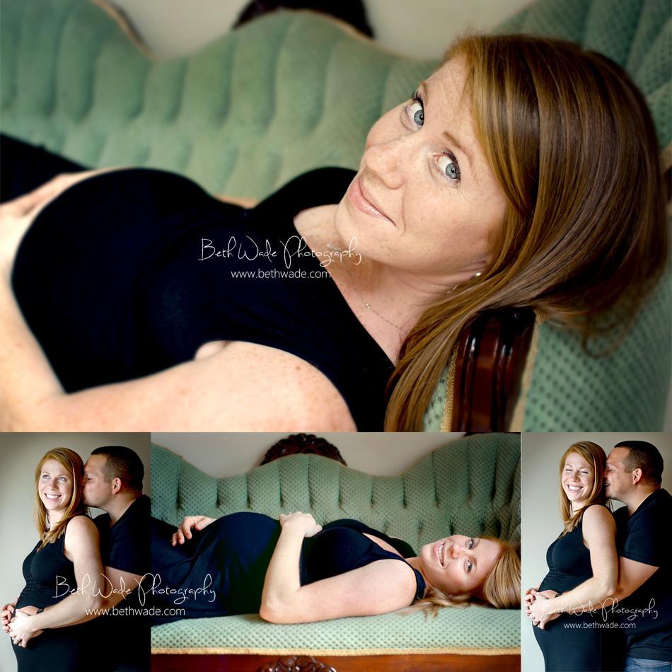 baby girl - charlotte maternity photographer
