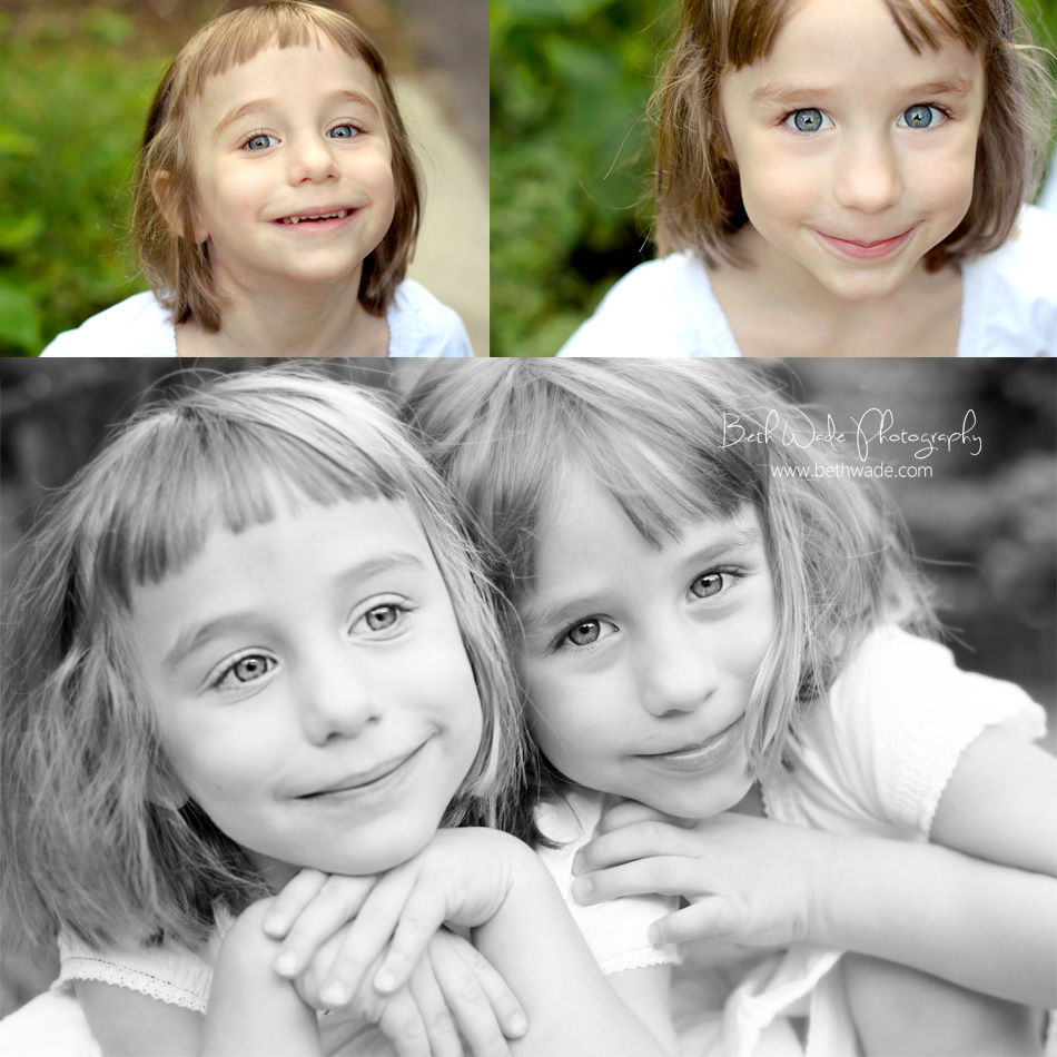 twin girls! charlotte-fort mill kids family photographer