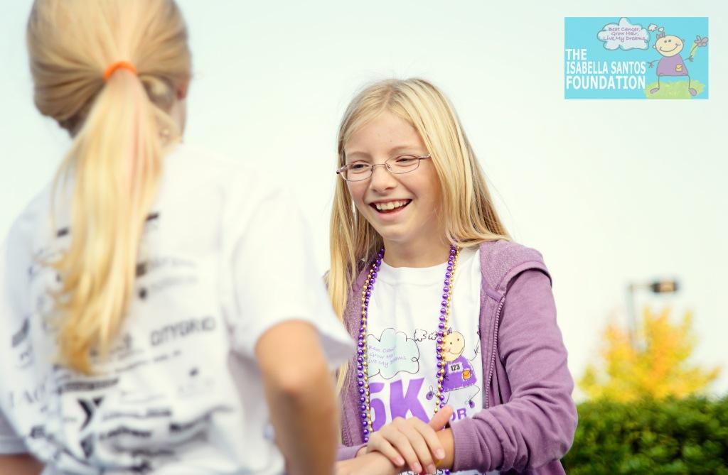 isabella santos foundation 5k for kids cancer