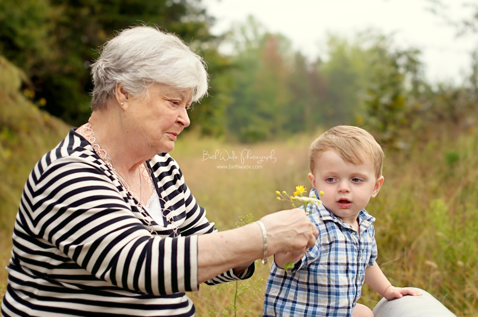 grandmother photos - charlotte family photographer