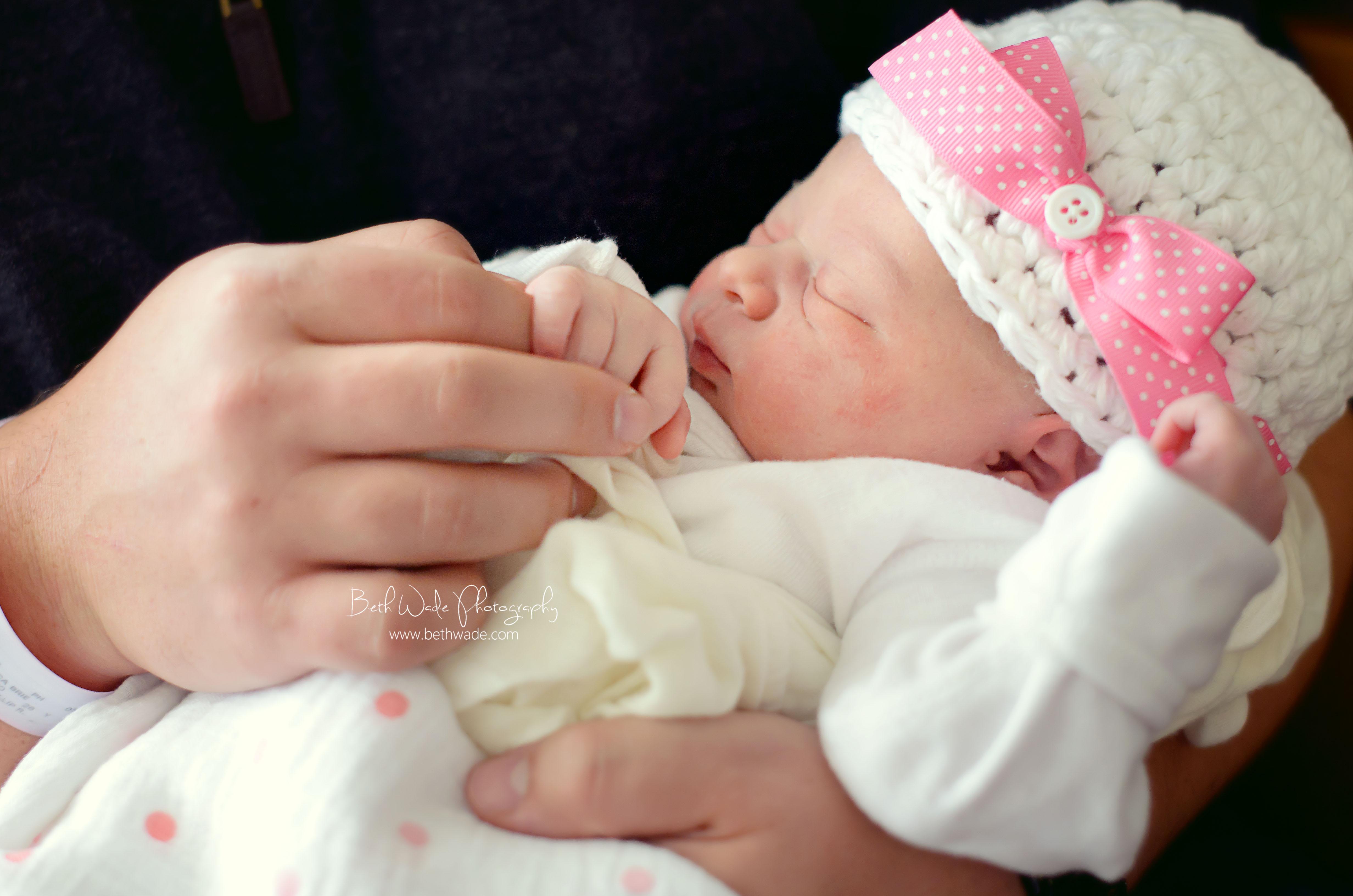 uptown baby girl - charlotte birth photographer