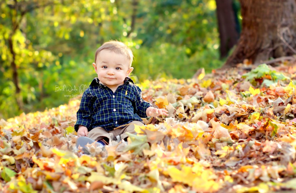 7 months old baby boy - charlotte baby photographer