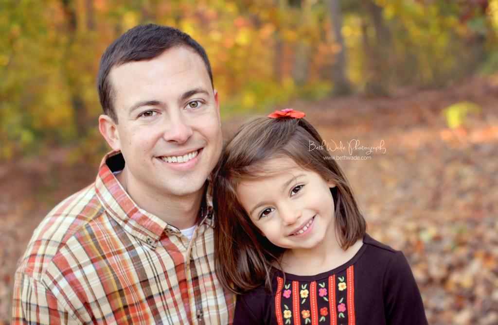 autumn holiday - charlotte family photographer