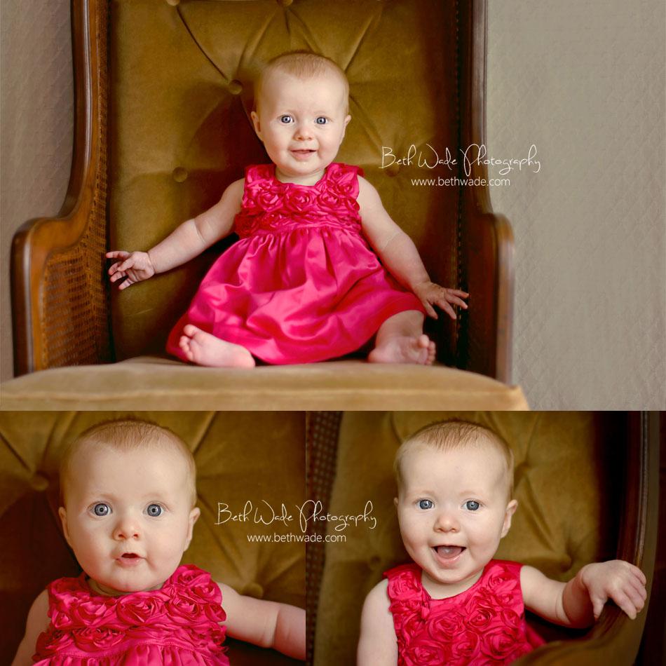 4 generations of women - charlotte family photographer