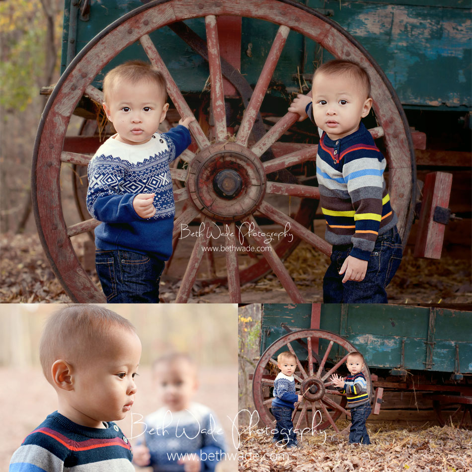 identical twin boys - charlotte baby photographer