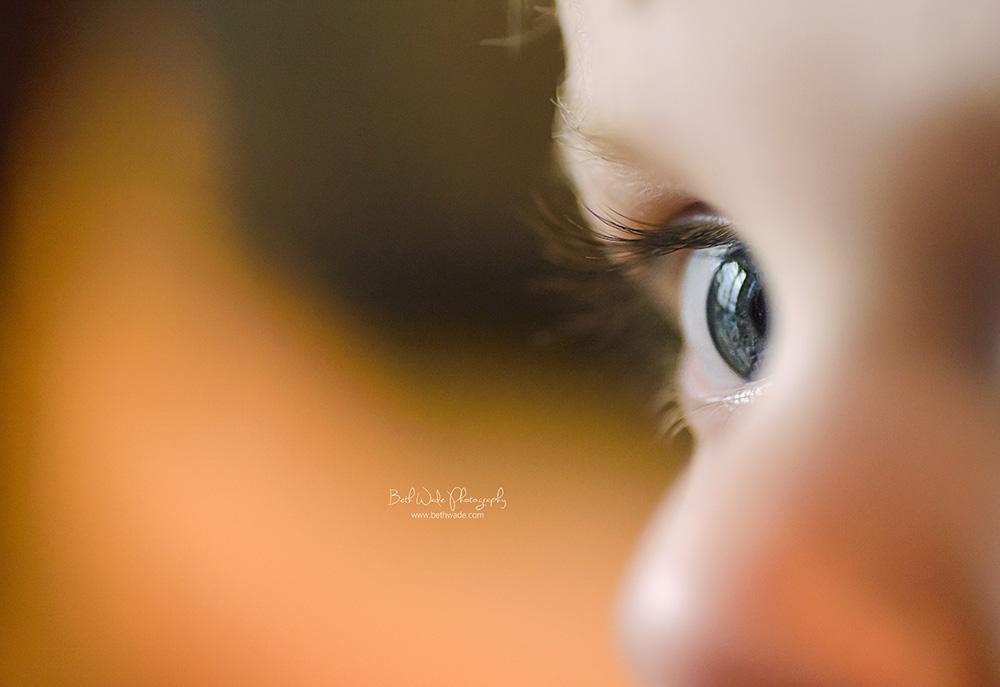 macro lens love - charlotte baby photographer