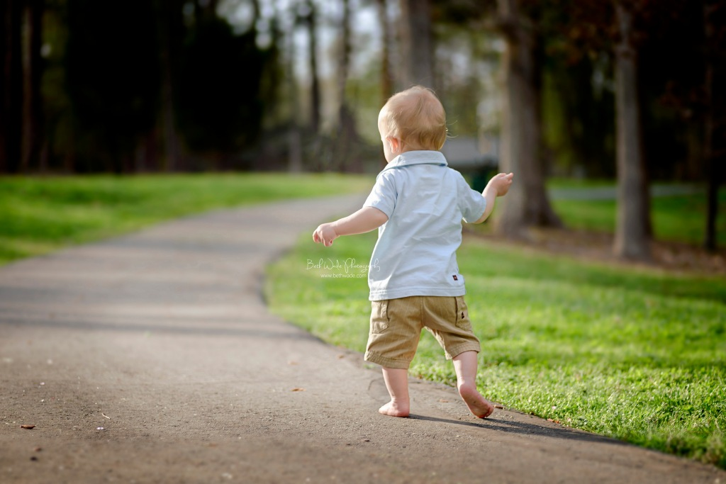 on the move! 1 year old baby boy {charlotte baby photographer}