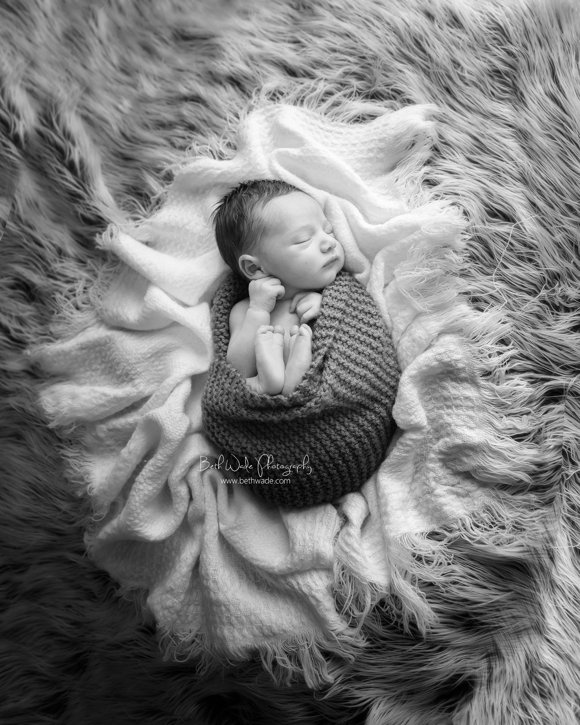 handsome 8 days new baby boy {charlotte newborn photographer}