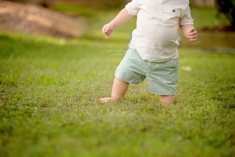 happy 1 year old baby boy ~ on the move! {charlotte baby photographer}