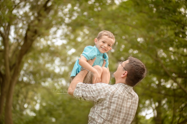 family of 3 ~ age 3 going on 4 {charlotte family photographer}
