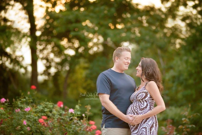 stunning maternity ~ almost family of 3 {charlotte maternity photographer}