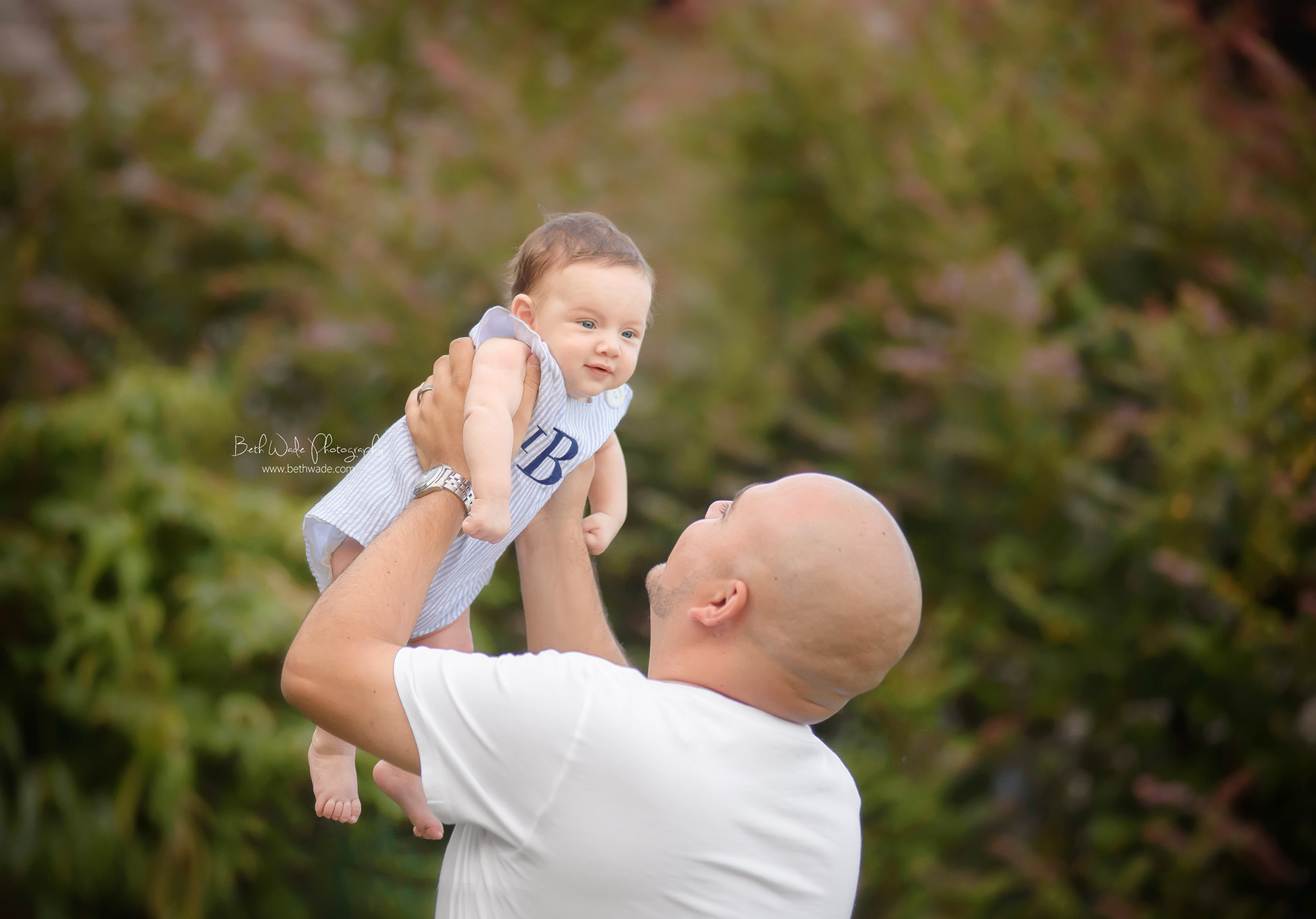baby boy B is 3 months young! ~ family of 3 {charlotte baby photographer}