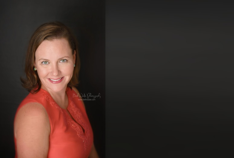 lovely working mother of 3 ~ head shots {charlotte professional photographer}