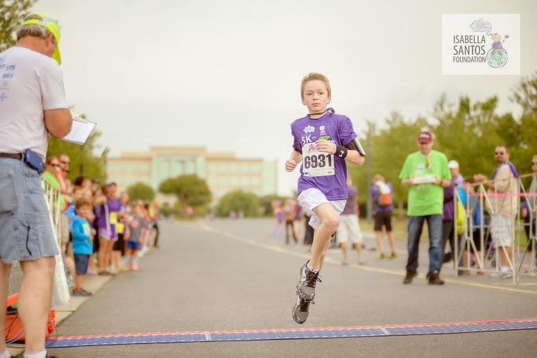 isabella santos foundation - 2013 5k for kids cancer {charlotte professional photographer}