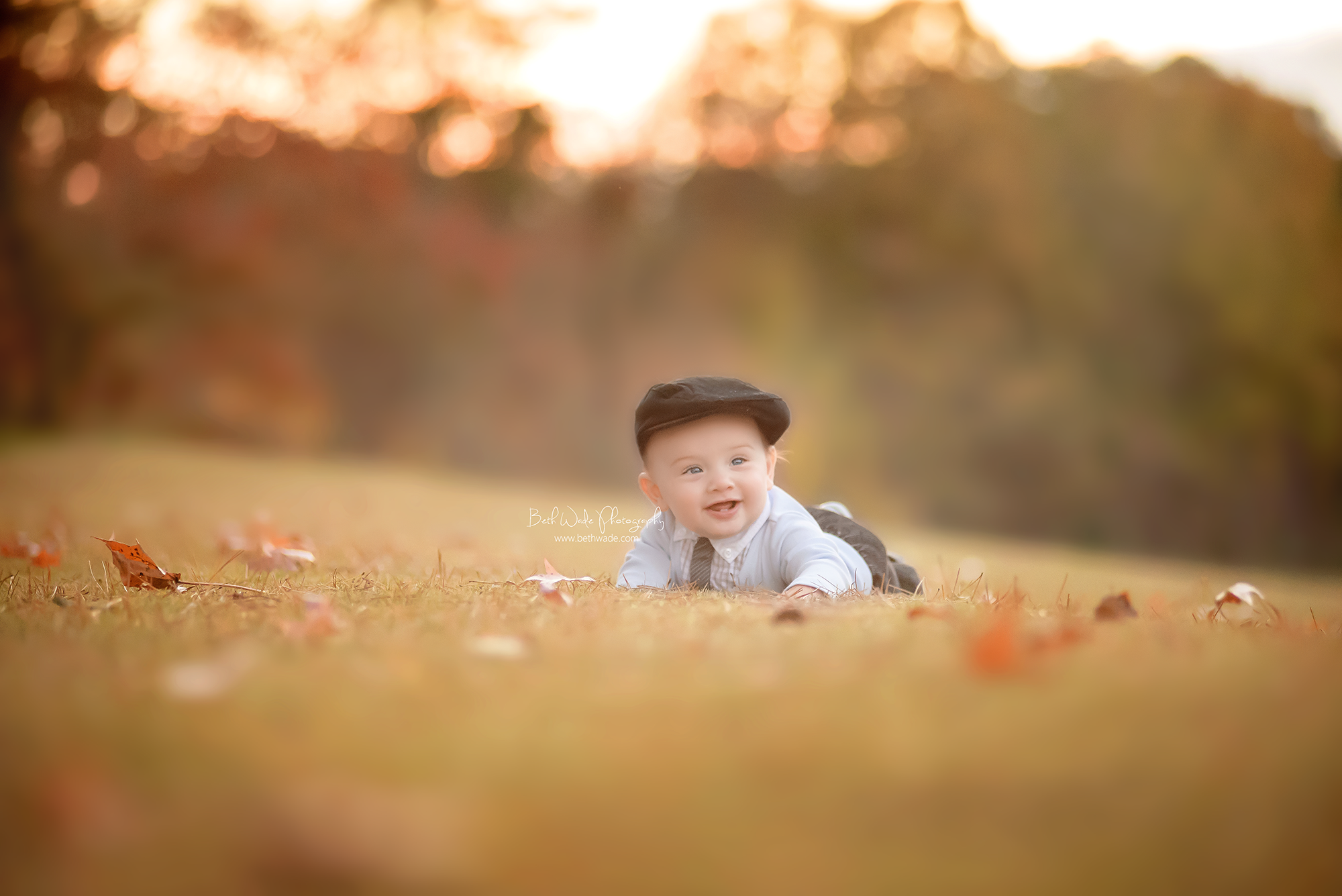 blue eyed baby b's 6 month session ~ family of 3 {lake wylie child photographer}