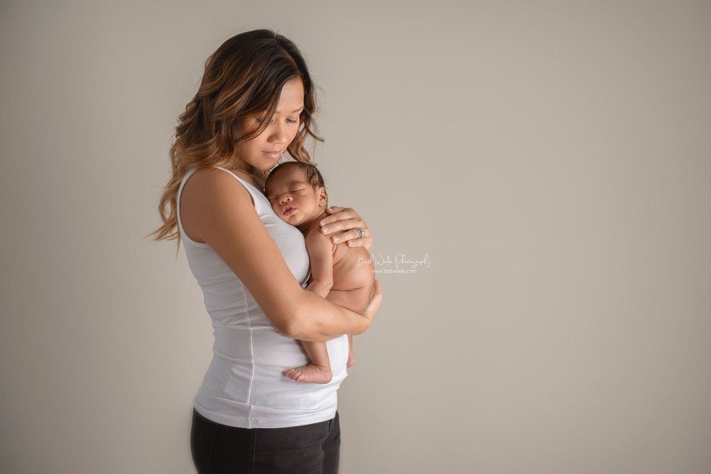 14 day old baby boy tolbert ~ family of 4 {charlotte north carolina newborn photographer}