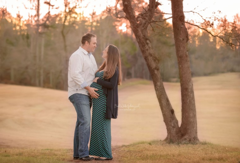 the greatest gift of all ~ baby boy due soon {lake wylie maternity photographer}