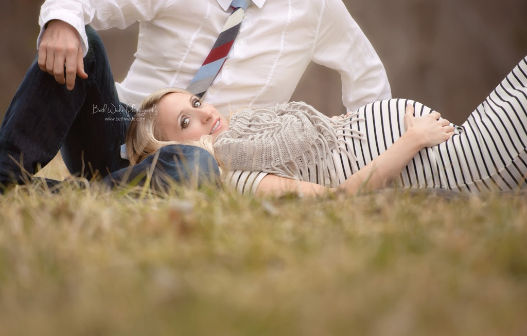 gorgeous mama ~ baby blue bundle of joy {charlotte maternity photographer}