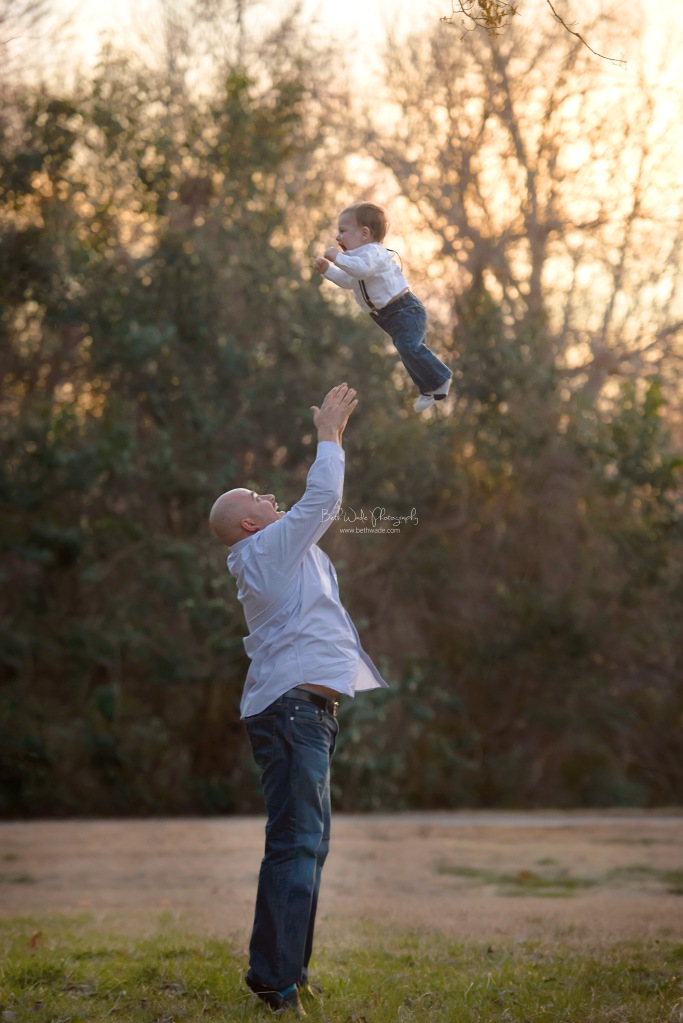 baby b is 9 months of pure joy ~ family of 3 {south charlotte child photographer}