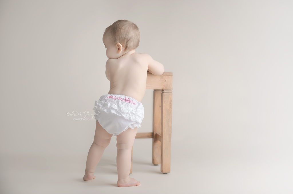 full of wonder at 9 months!  ~ family of 3 {fort mill baby photographer}