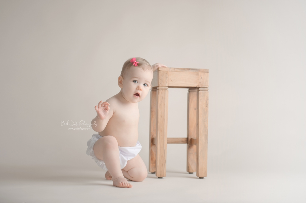 baby girl at 9 months! ~ {fort mill baby photographer}