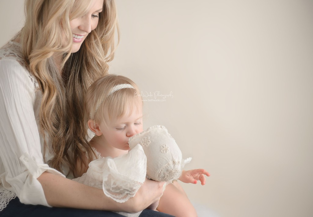 mama, little girl and baby sister at 11 days young ~ new family of 6 {charlotte newborn photos}