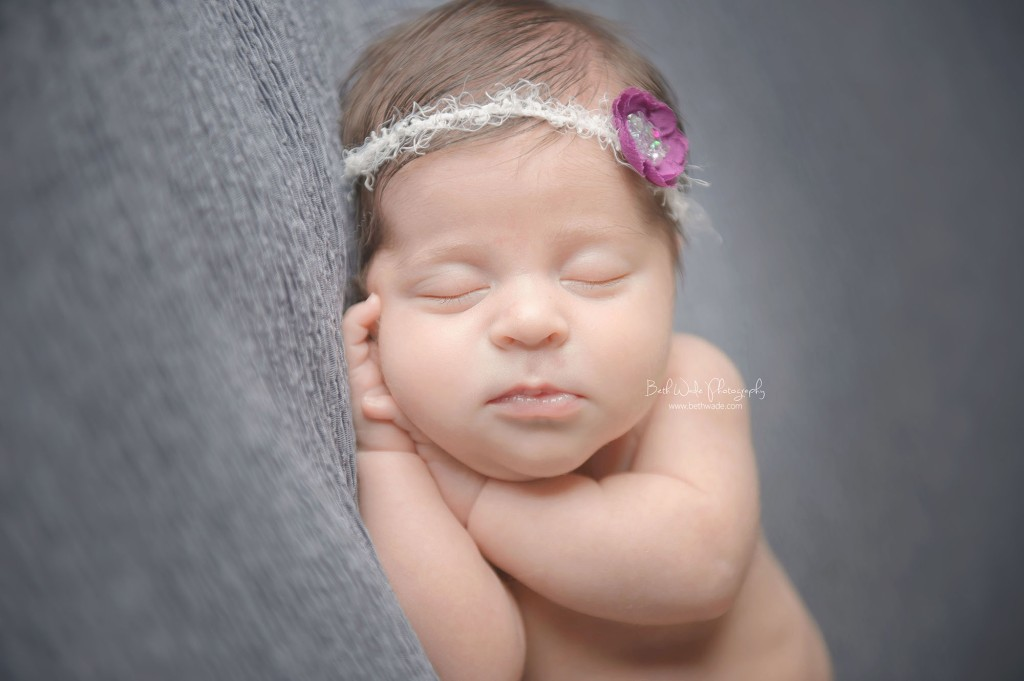 special delivery baby girl {piper glen newborn photographer}