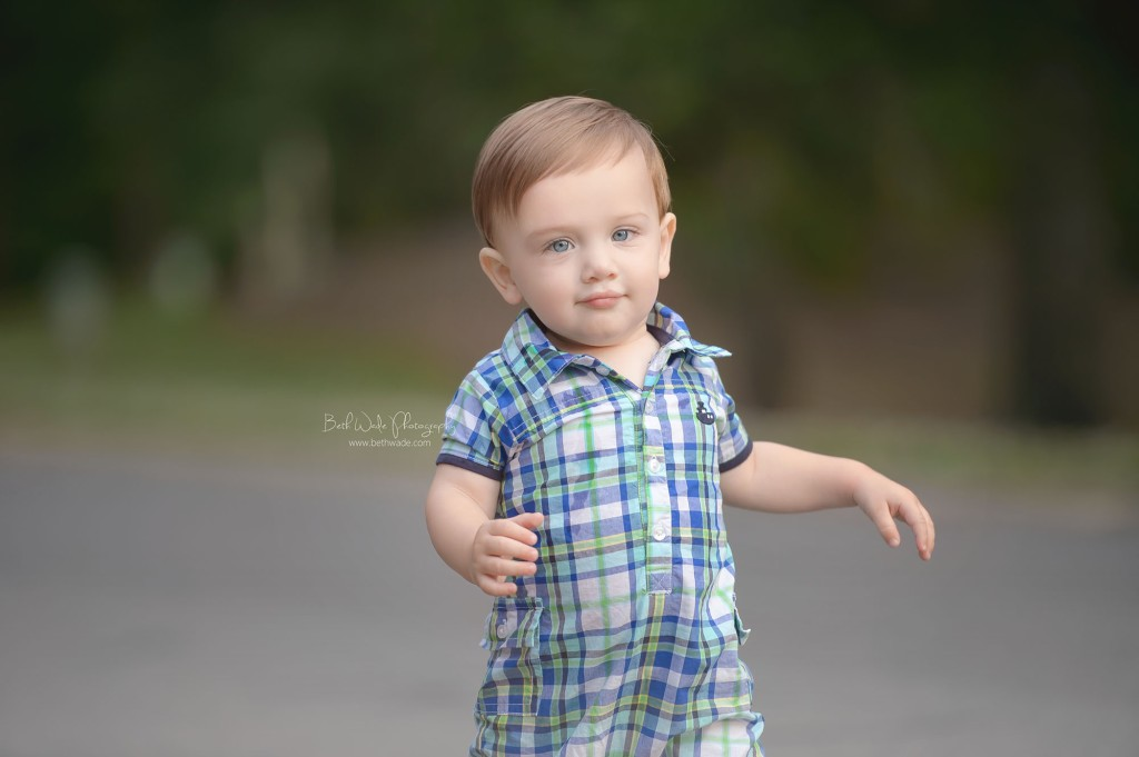 happy 1 year to baby b ~ walking everywhere! {lake wylie child photographer}