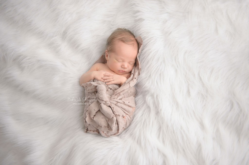 radiant like her mama ~ 10 days new {fort mill newborn photography}
