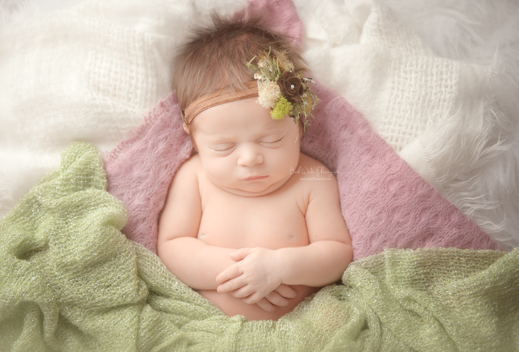 sweet baby girl S at 13 days {charlotte newborn photos}