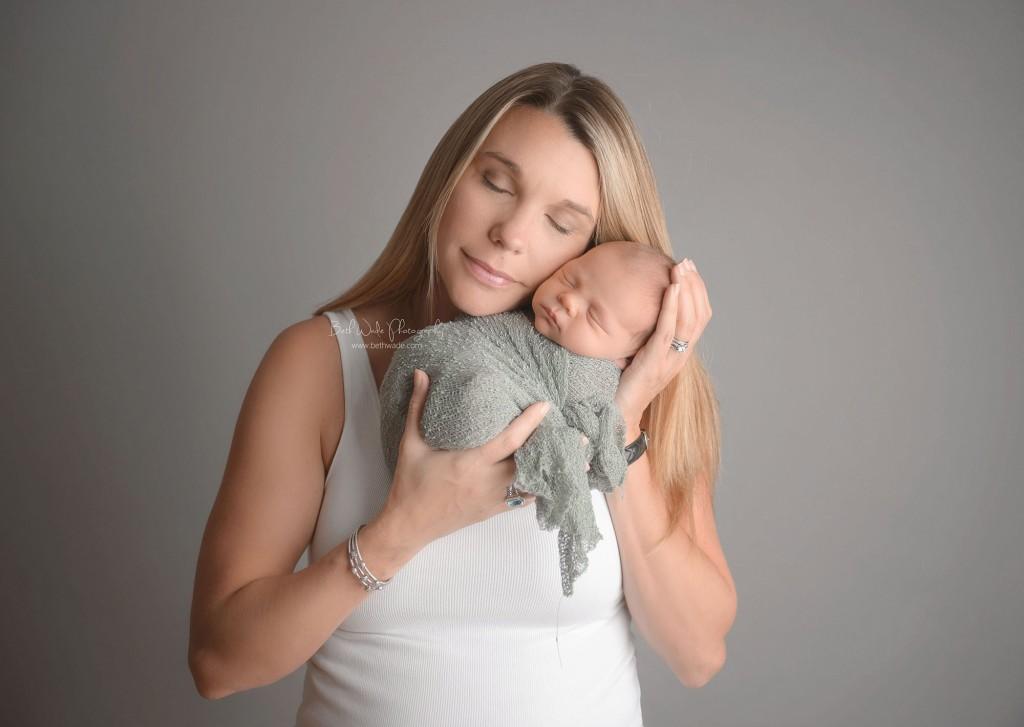 baby boy R ~ family of 4 {newborn photography charlotte nc}