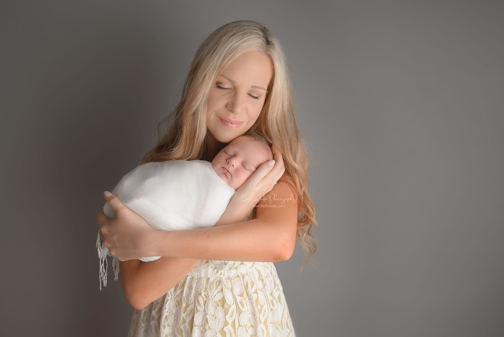 precious baby girl H at 15 days {charlotte nc newborn photography}