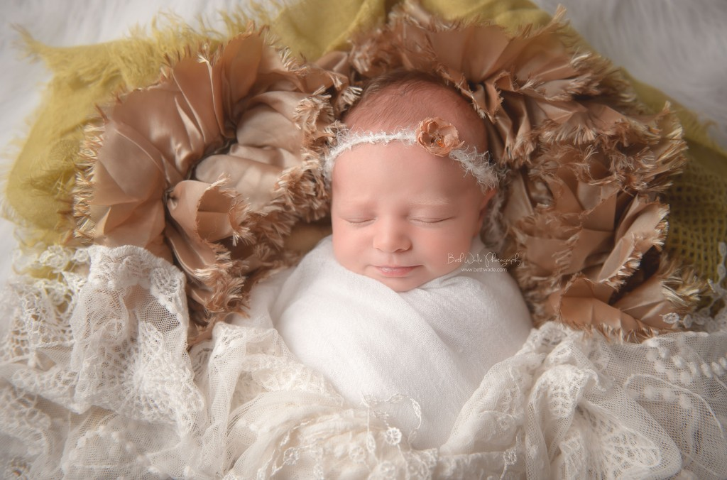 precious baby girl H at 15 days {charlotte nc newborn photography}