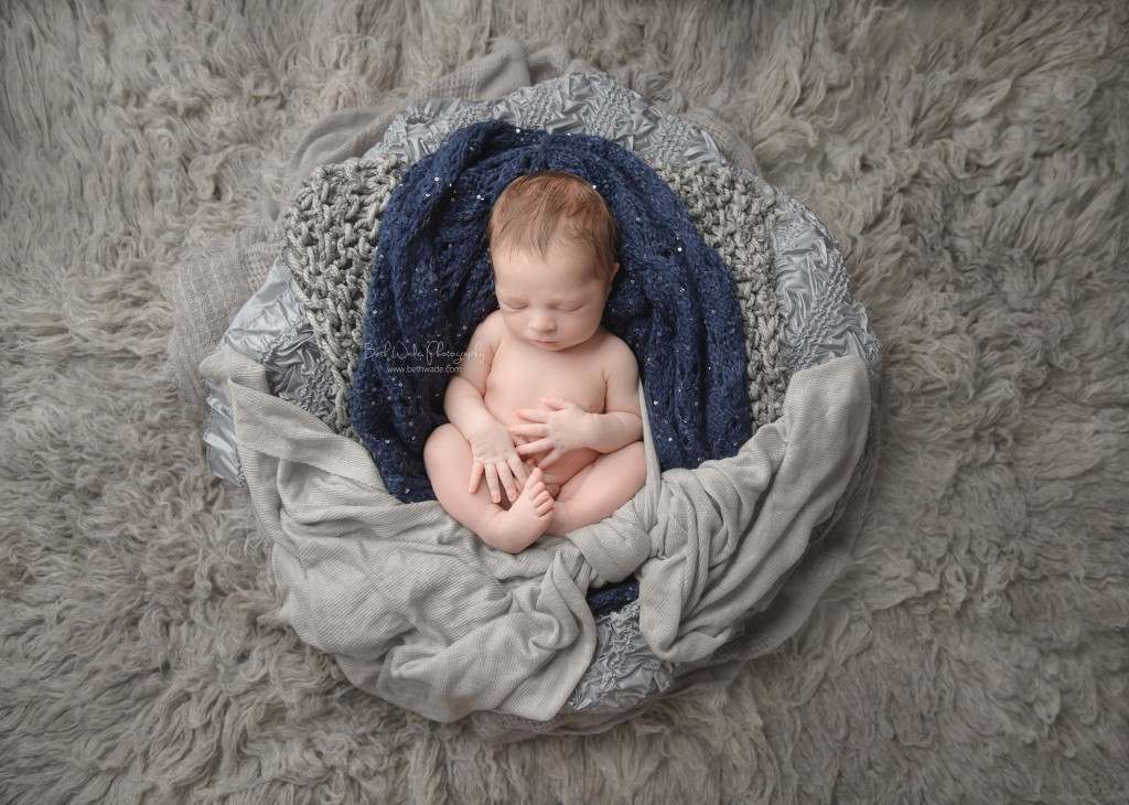 bright eyed baby boy ~ 11 days new  {newborn photographer rock hill}