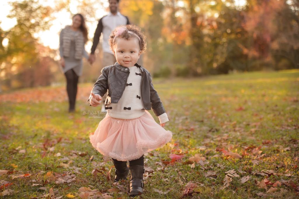 autumn holiday photos ~ the decoud family {charlotte nc baby photographer}