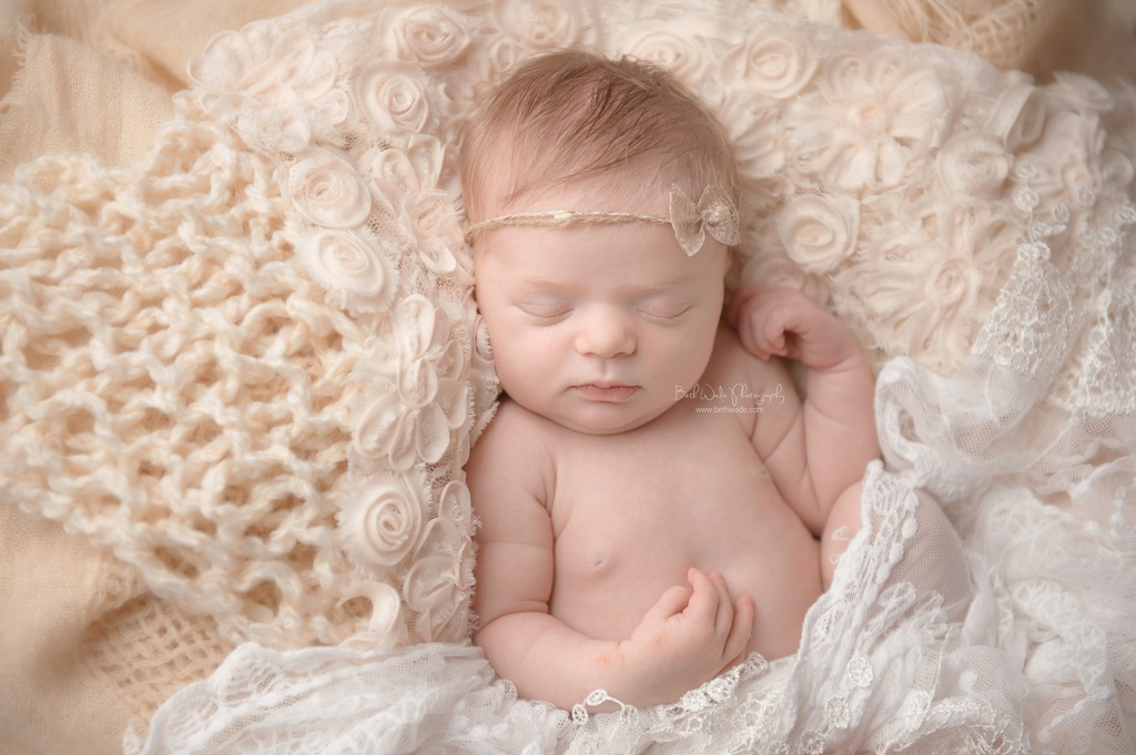 baby girl N ~ sweet dreams at 8 days new {newborn photographer waxhaw nc}
