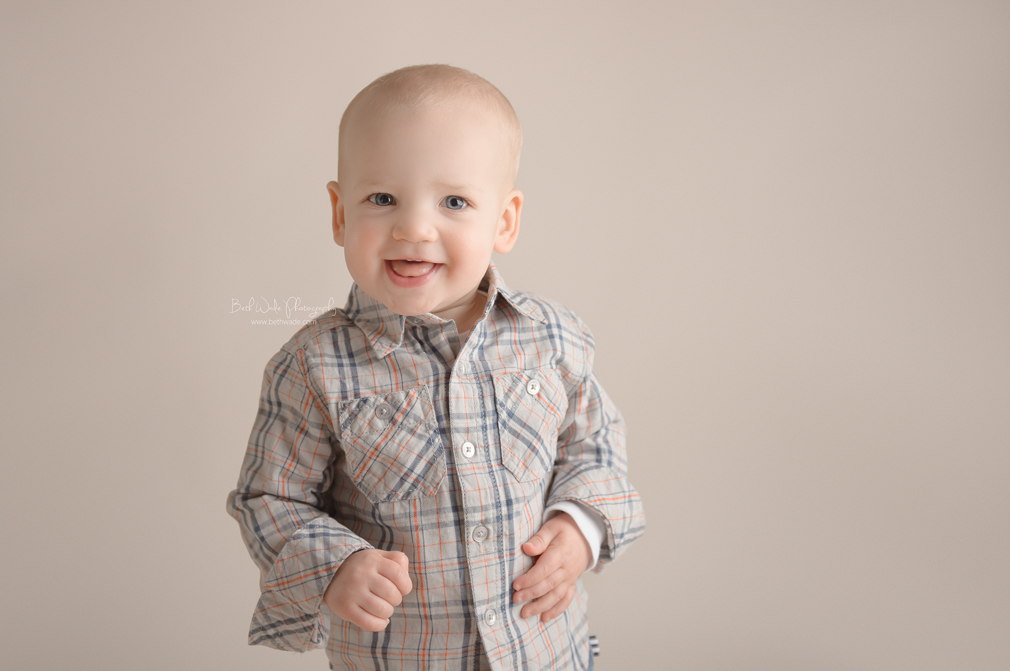 happy 1 year ~ silly little guy {fort mill baby photographer}