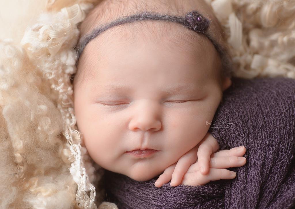 baby alice jane wade 2015 ~ 8 days old {lake wylie newborn photographer}
