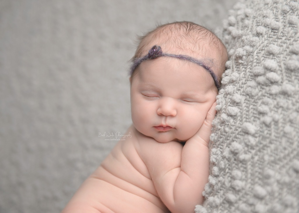 baby alice jane wade 2015 ~ 8 days old {lake wylie newborn photographer}