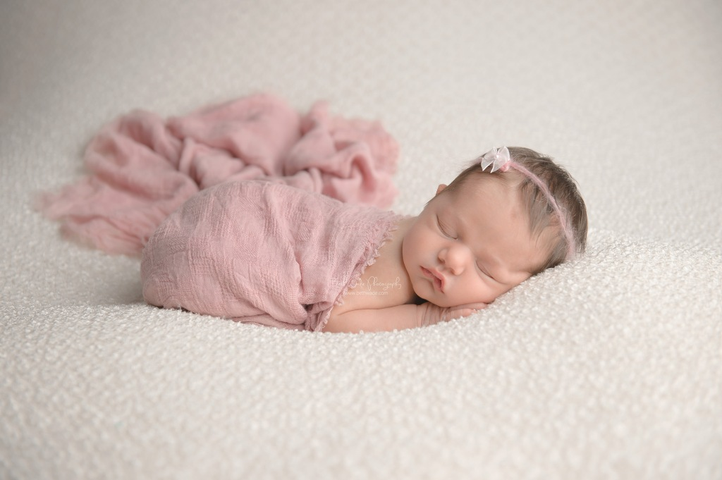 baby sister F ~ sweet girl 9 days new {newborn photographer ballantyne}