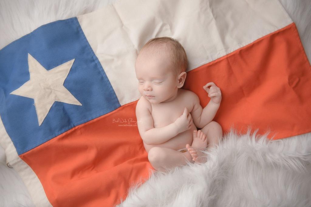 baby boy makes 3 ~ family in love {ballantyne newborn photographer}