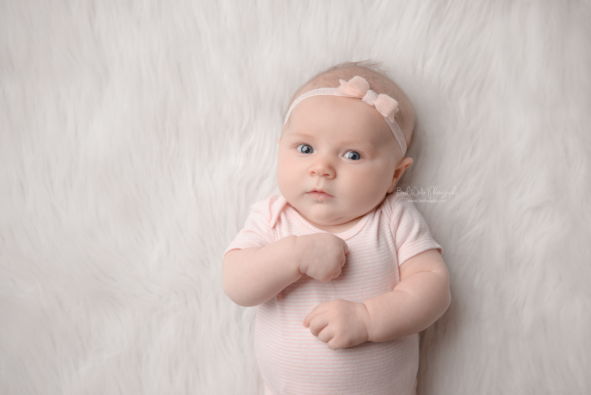 Sweet alice jane our girl is 2 months old lake wylie baby photographer
