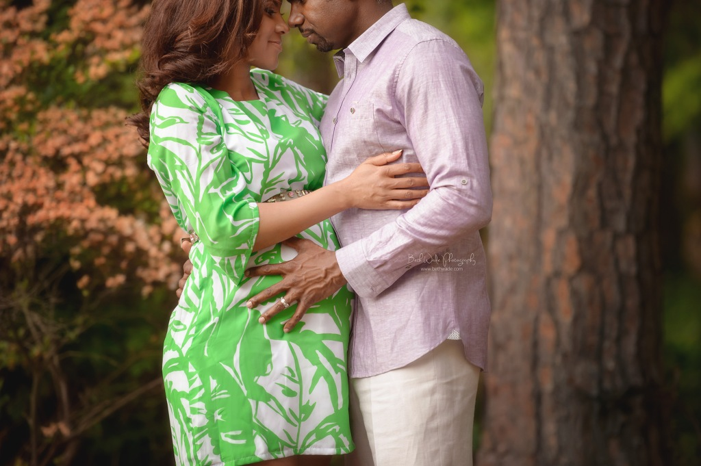 summer surprise pregnancy ~ pink or blue {ballantyne maternity photographer}