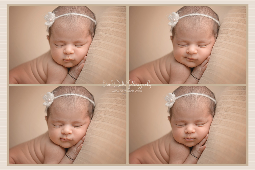 new little sister ~ baby girl 17 days old {newborn photographer south charlotte}