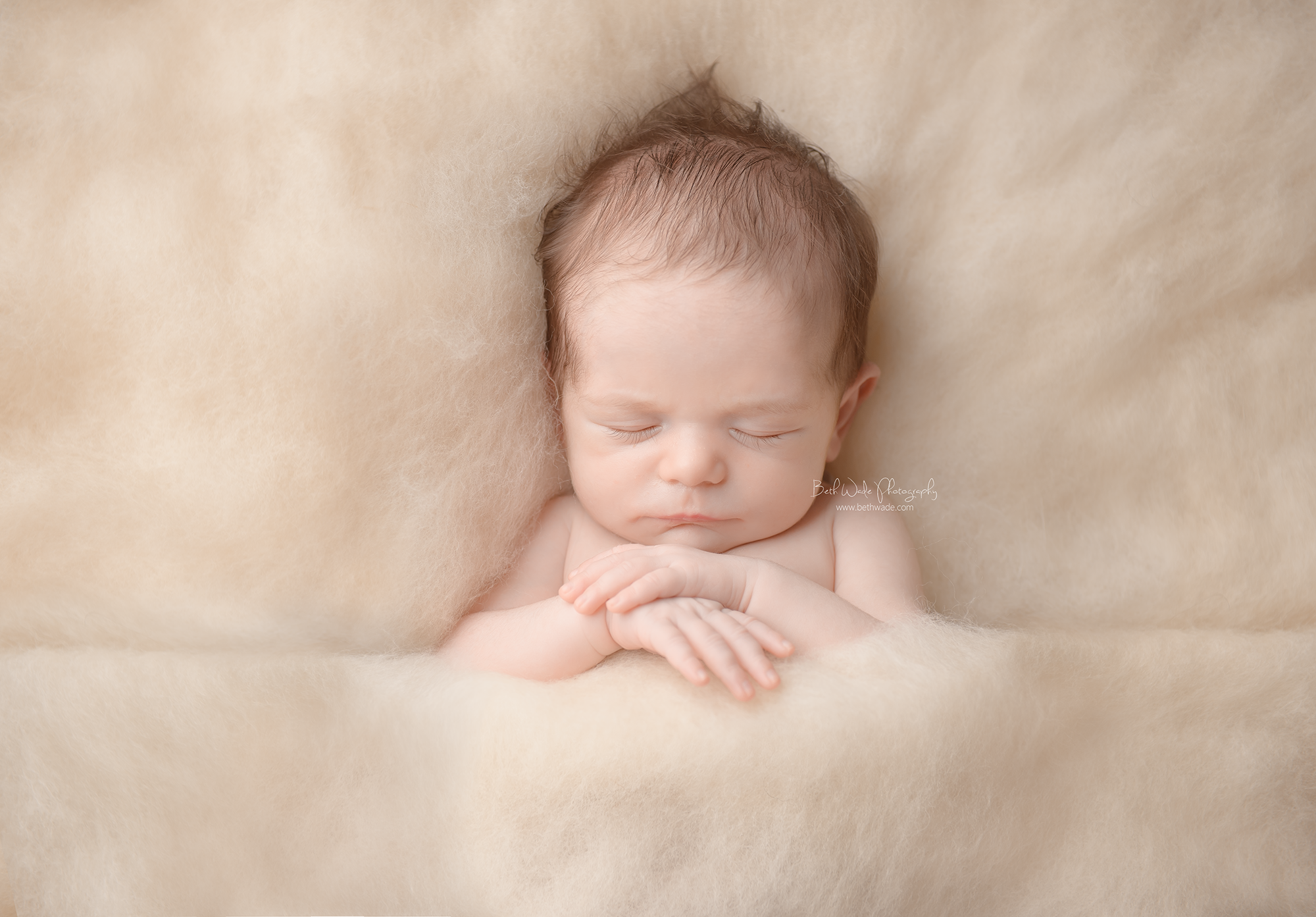 precious 1 month old baby girl ~ family of 3 {newborn photographer charlotte nc}