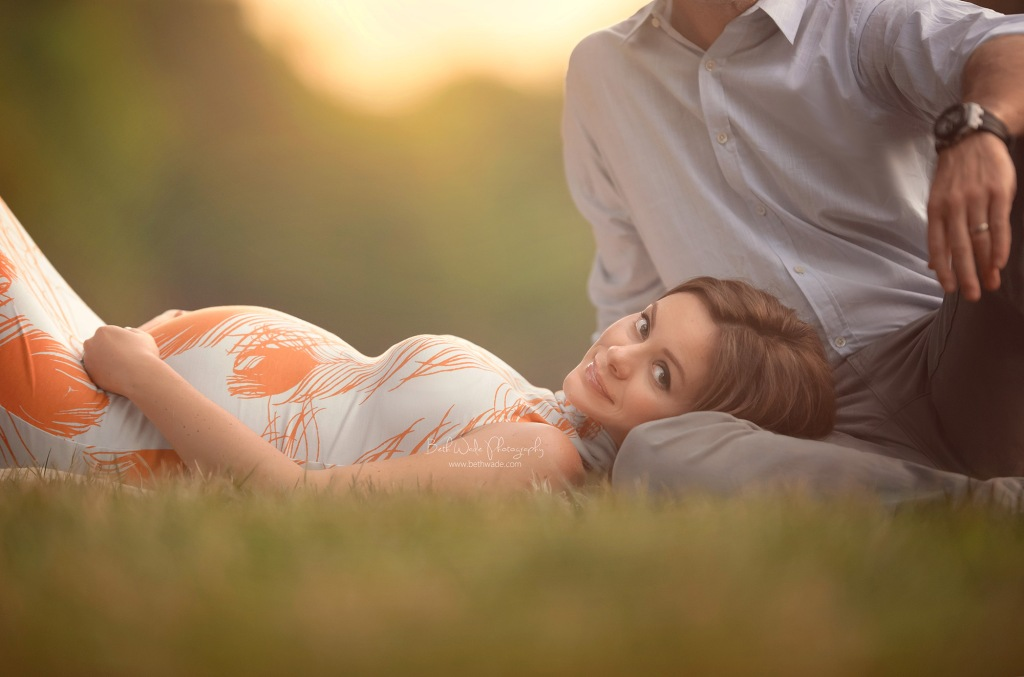 expecting couple ~ precious baby boy {myers park maternity photographer}