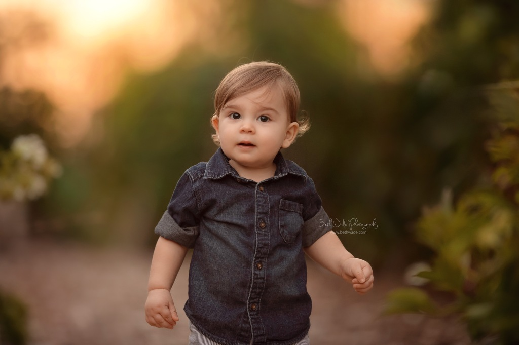 happy 1 year ~ sweet boy {rock hill family photographer}